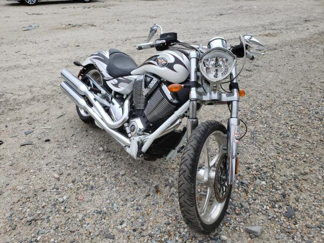 Salvage 2012 VICTORY MOTORCYCLES MOTORCYCLE - Small image. Lot 42560901