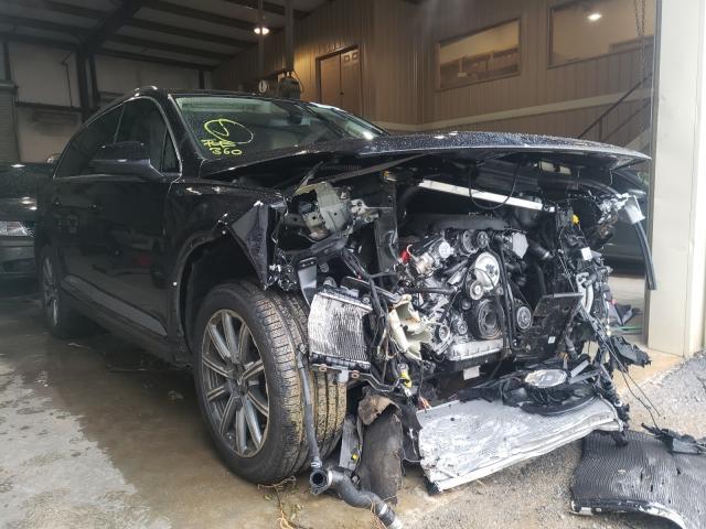 2019 Audi Q7 Premium en venta en Gainesville, GA