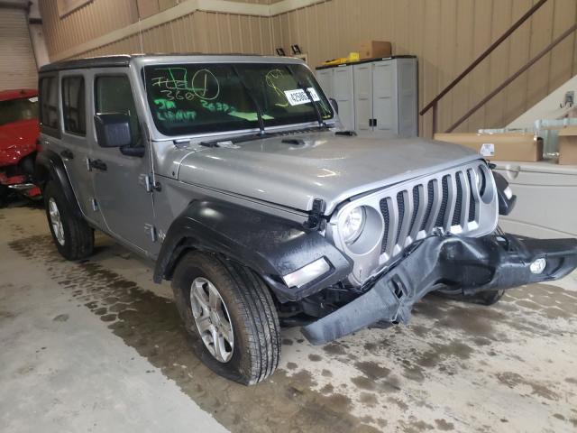 2021 Jeep Wrangler U en venta en Gainesville, GA
