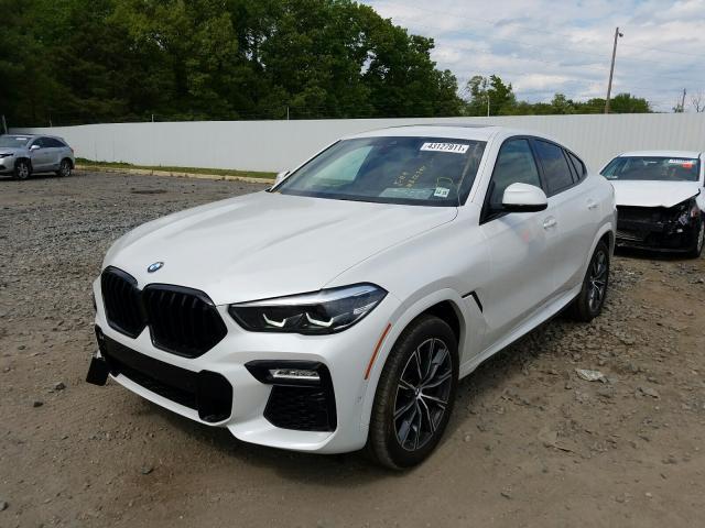BMW X6 2021 1