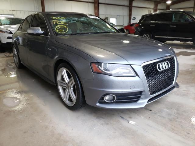2012 Audi S4 Premium en venta en Haslet, TX