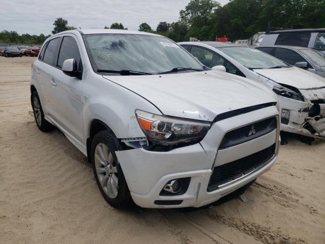 Salvage cars for sale from Copart Seaford, DE: 2011 Mitsubishi Outlander