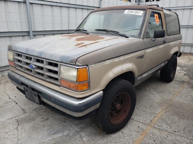 FORD BRONCO 1990 1