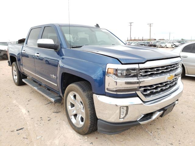 2016 Chevrolet Silverado for sale in Andrews, TX
