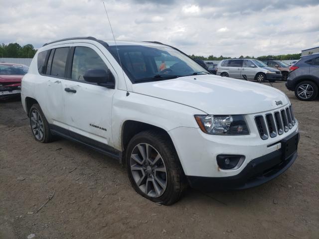 Vehiculos salvage en venta de Copart Louisville, KY: 2017 Jeep Compass SP