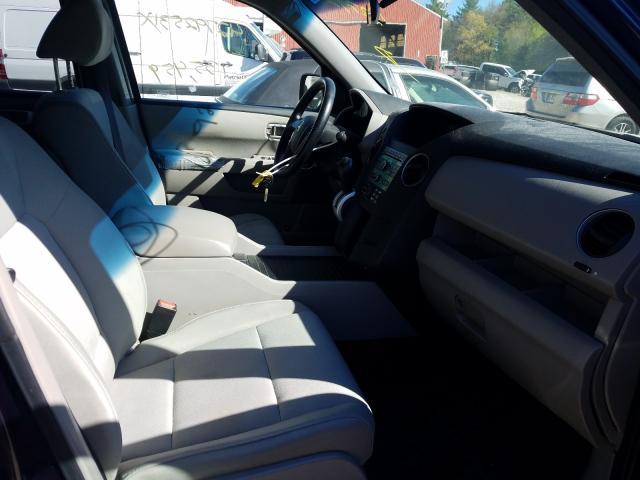 2011 HONDA PILOT LX 5FNYF4H26BB061386