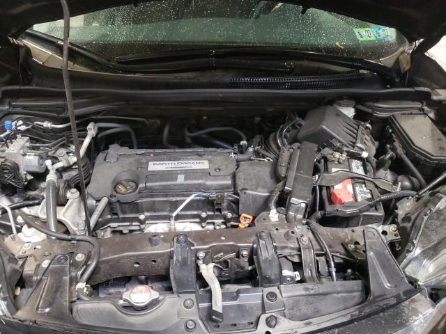 2015 HONDA CR-V LX 2HKRM4H39FH621721