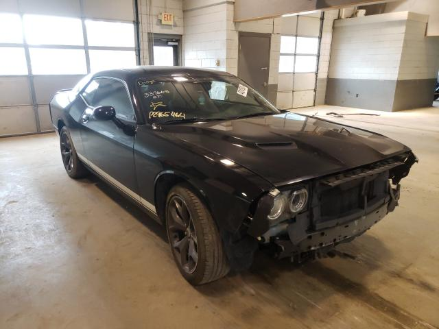 Salvage cars for sale from Copart Sandston, VA: 2017 Dodge Challenger