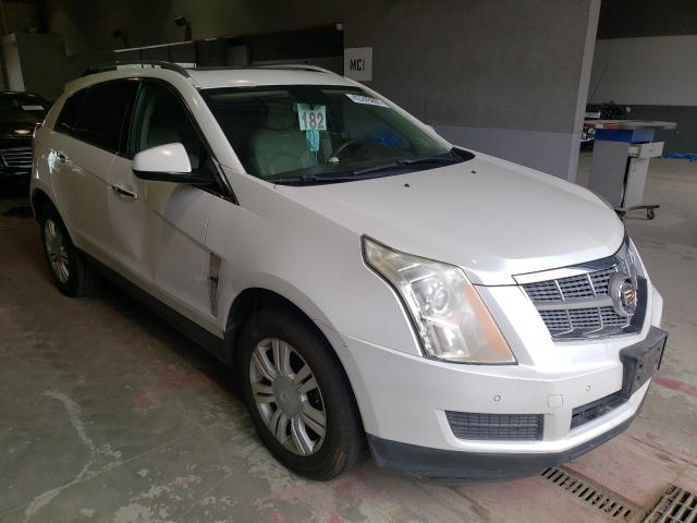 Salvage cars for sale from Copart Sandston, VA: 2011 Cadillac SRX Luxury