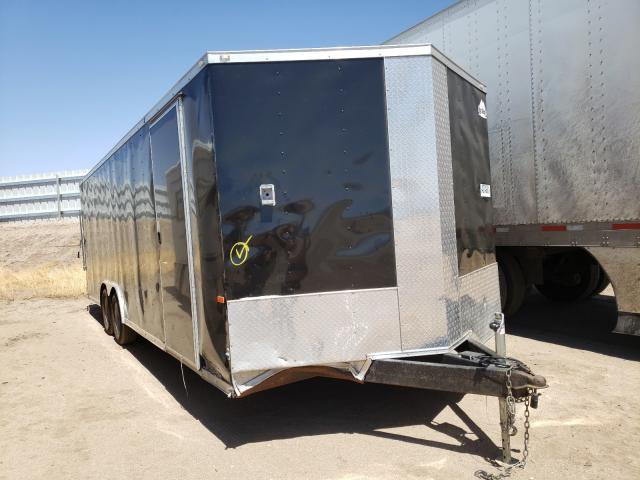 Salvage cars for sale from Copart Adelanto, CA: 2020 Rockwood Trailer