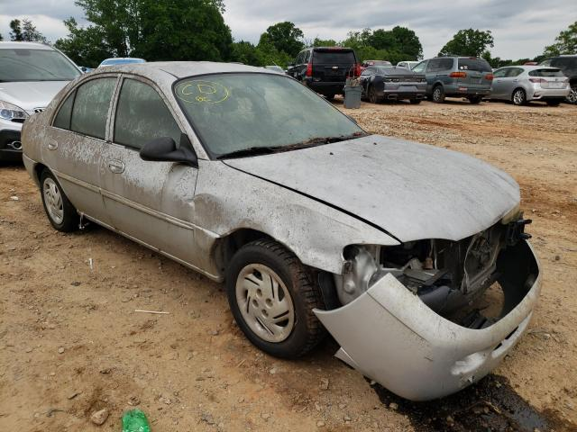 Ford Escort salvage cars for sale: 2001 Ford Escort