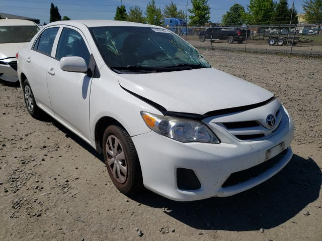 Salvage cars for sale from Copart Eugene, OR: 2013 Toyota Corolla BA