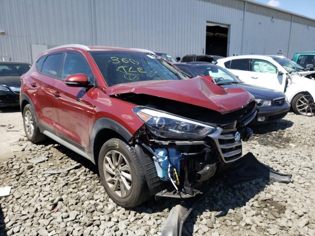 Vehiculos salvage en venta de Copart Windsor, NJ: 2018 Hyundai Tucson SEL