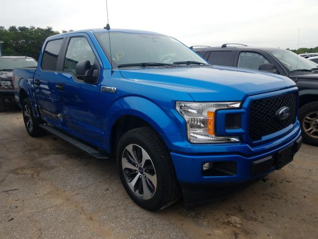 Salvage 2020 FORD F-150 - Small image. Lot 42725771
