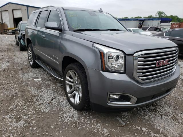 Salvage cars for sale from Copart Hueytown, AL: 2020 GMC Yukon SLT