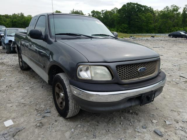 Ford F-150 salvage cars for sale: 2002 Ford F-150
