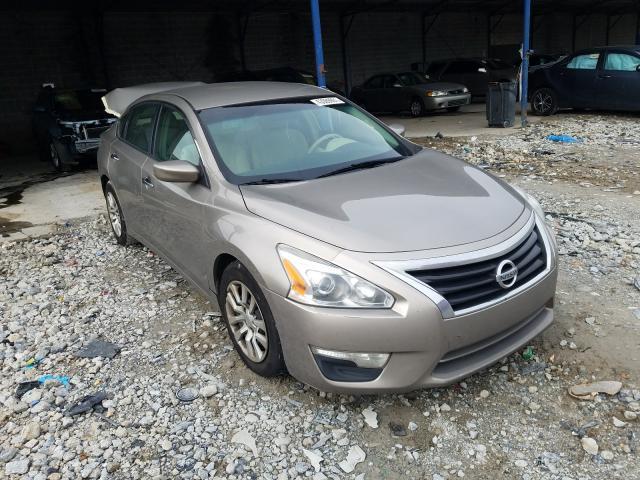 Vehiculos salvage en venta de Copart Cartersville, GA: 2013 Nissan Altima 2.5