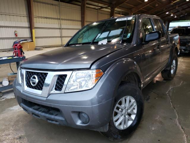 2016 NISSAN FRONTIER S 1N6AD0EV8GN700663