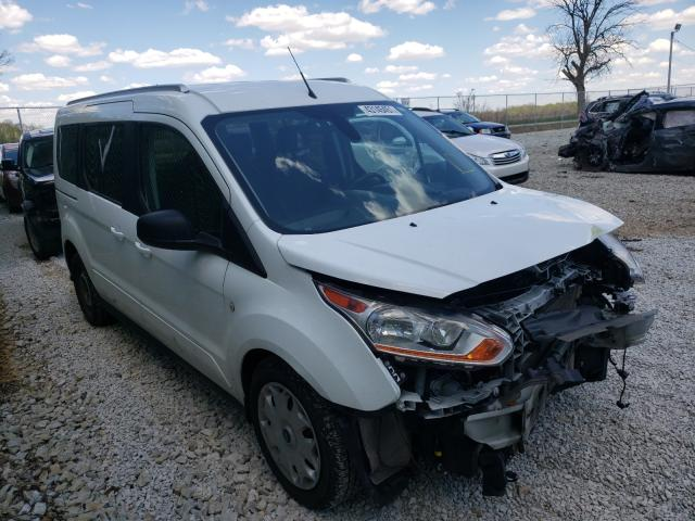 Salvage trucks for sale at Cicero, IN auction: 2018 Ford Transit CO