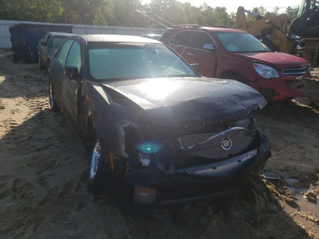 Salvage cars for sale at Gaston, SC auction: 2005 Cadillac CTS HI FEA