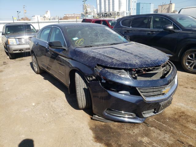 2017 Chevrolet Impala LS en venta en Chicago Heights, IL