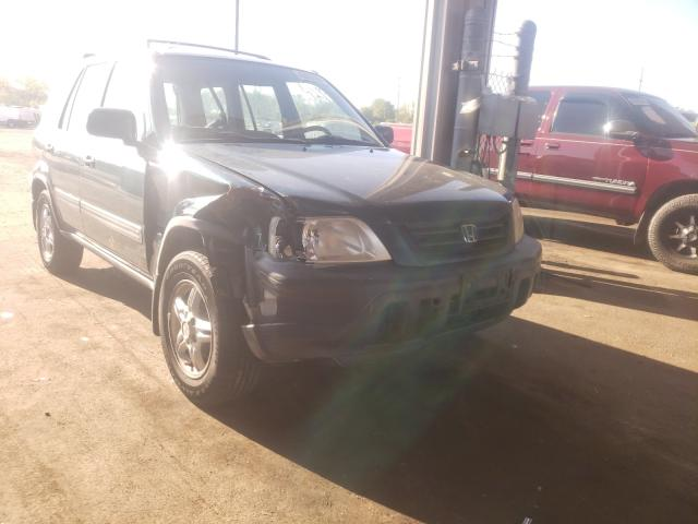 Salvage cars for sale from Copart Fort Wayne, IN: 2000 Honda CR-V EX