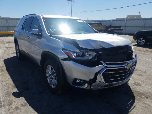 Salvage cars for sale from Copart Dyer, IN: 2021 Chevrolet Traverse L