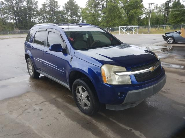 Chevrolet Equinox salvage cars for sale: 2006 Chevrolet Equinox