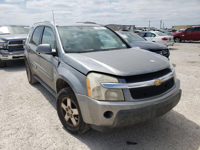 Salvage cars for sale from Copart San Antonio, TX: 2006 Chevrolet Equinox LT