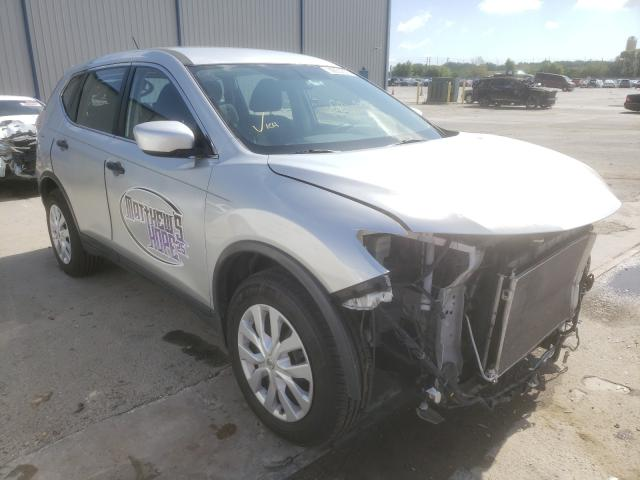 Salvage cars for sale from Copart Apopka, FL: 2016 Nissan Rogue S