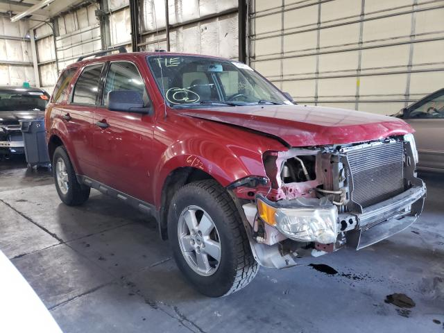 Salvage cars for sale from Copart Woodburn, OR: 2010 Ford Escape XLT