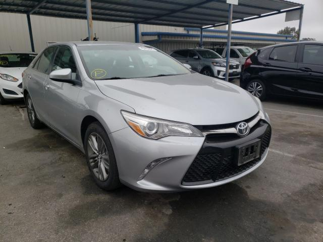 Salvage cars for sale from Copart San Martin, CA: 2017 Toyota Camry LE