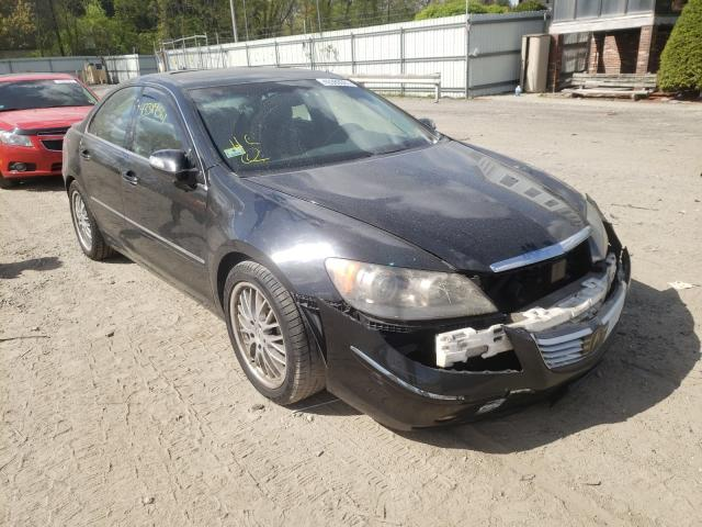 Acura RL salvage cars for sale: 2006 Acura RL