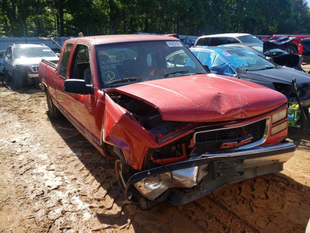 Salvage cars for sale from Copart Austell, GA: 1995 GMC Sierra C15