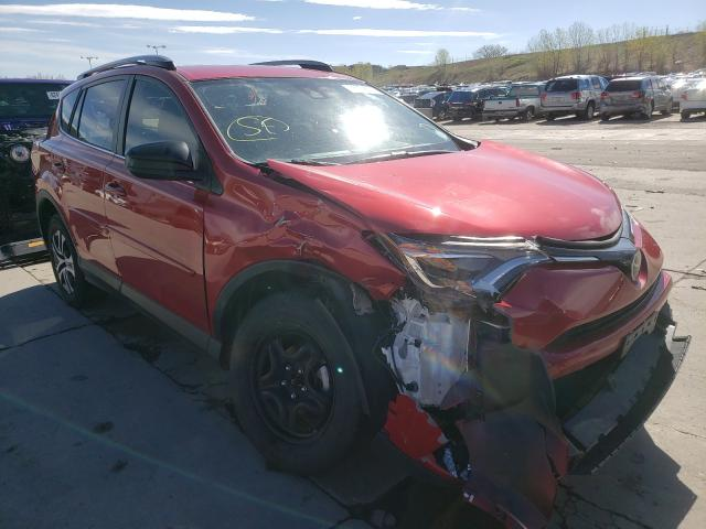 Salvage cars for sale from Copart Littleton, CO: 2017 Toyota Rav4 LE