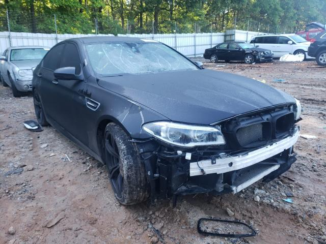 BMW M5 salvage cars for sale: 2014 BMW M5