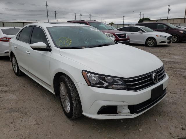 Salvage cars for sale from Copart Haslet, TX: 2016 Volkswagen Passat SE