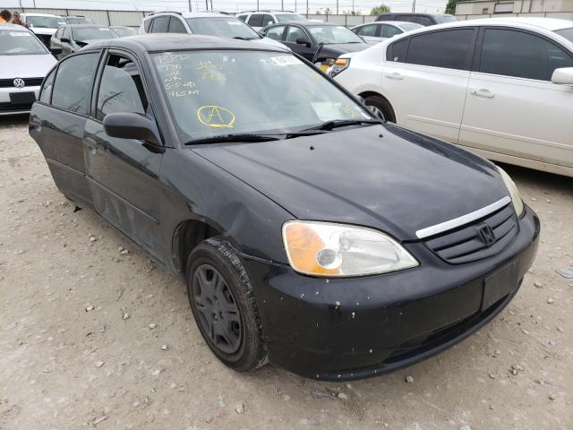 Honda Vehiculos salvage en venta: 2001 Honda Civic