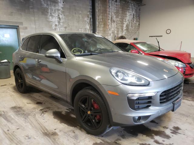 2016 Porsche Cayenne for sale in Chalfont, PA