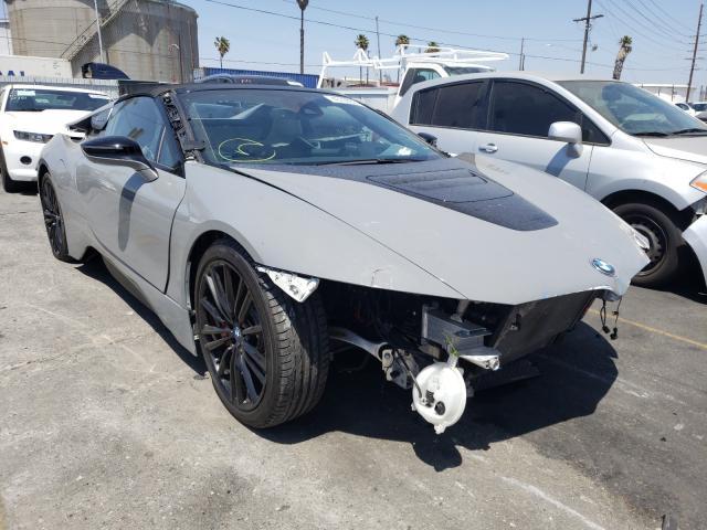 BMW Vehiculos salvage en venta: 2019 BMW I8