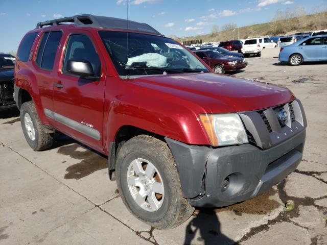 Nissan Vehiculos salvage en venta: 2006 Nissan Xterra OFF