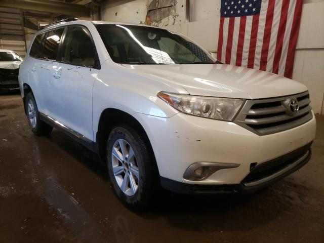 Toyota salvage cars for sale: 2011 Toyota Highlander