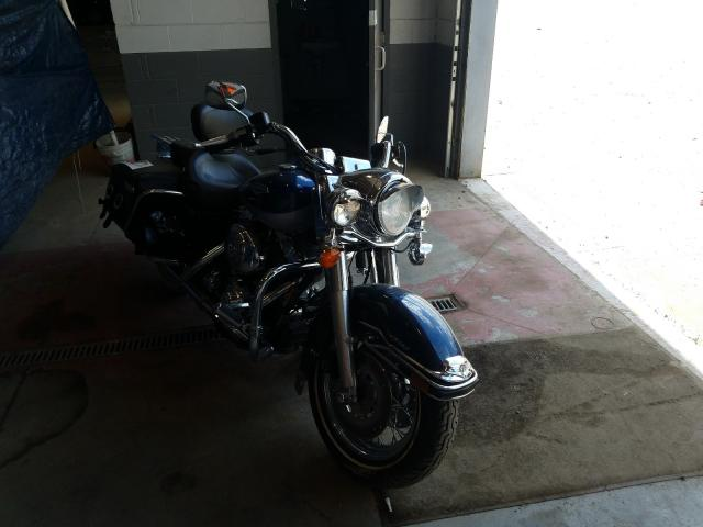 Salvage motorcycles for sale at Sandston, VA auction: 1999 Harley-Davidson Flhrci