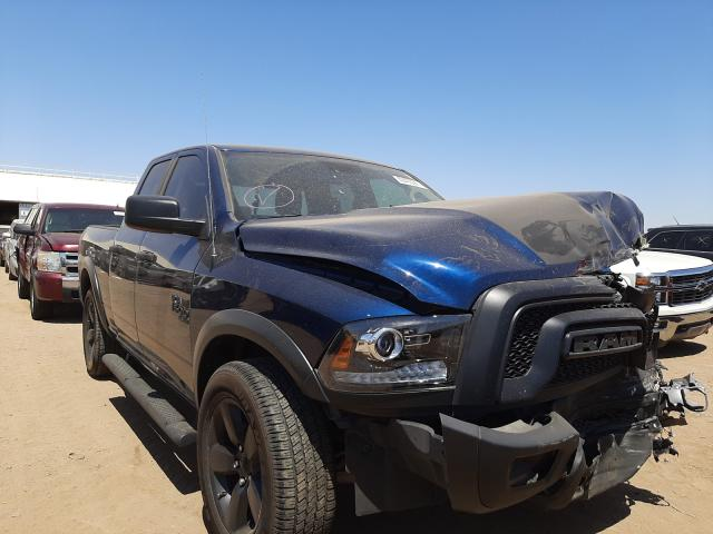 Salvage cars for sale from Copart Phoenix, AZ: 2020 Dodge RAM 1500 Class