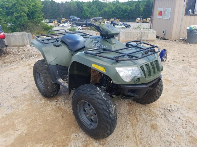 Arctic Cat salvage cars for sale: 2008 Arctic Cat Artic Cat