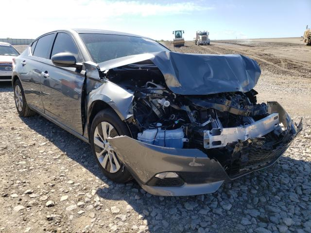 Salvage cars for sale from Copart Earlington, KY: 2020 Nissan Altima