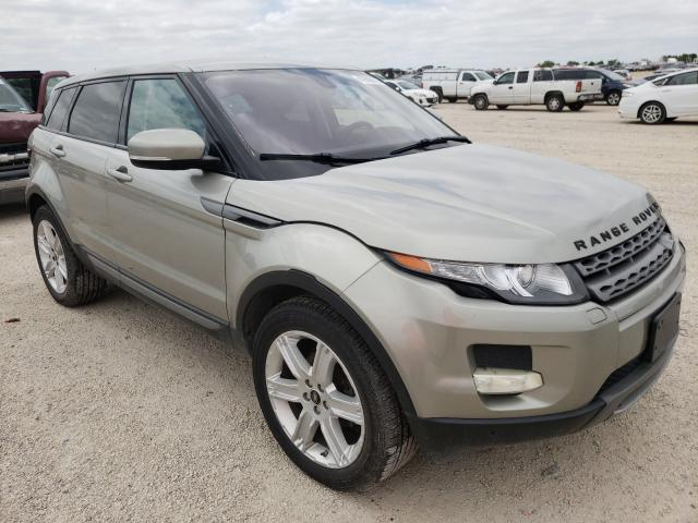 Salvage cars for sale from Copart San Antonio, TX: 2013 Land Rover Range Rover