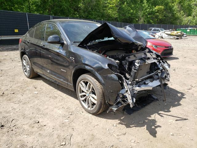 Salvage cars for sale from Copart Waldorf, MD: 2016 BMW X4 XDRIVE2