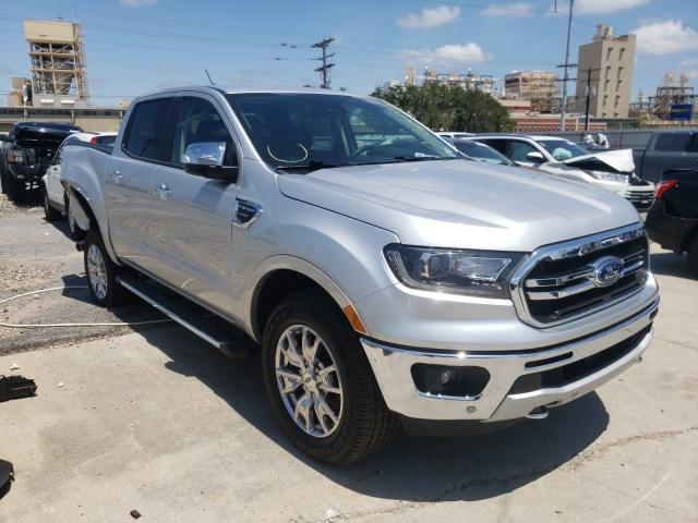 Salvage cars for sale from Copart New Orleans, LA: 2019 Ford Ranger SUP