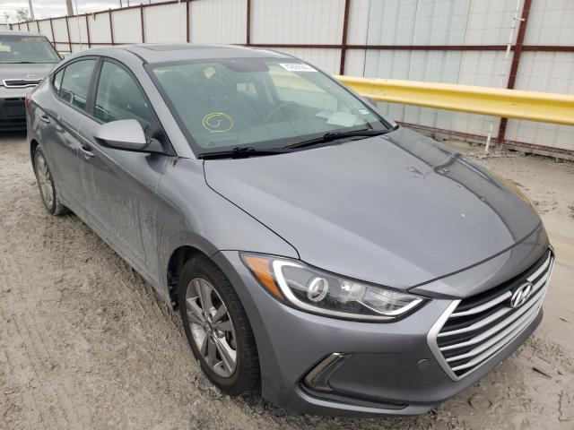Salvage cars for sale from Copart Haslet, TX: 2017 Hyundai Elantra SE
